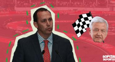 Un Gran Premio de México deja más que seis maratones de la CDMX: De la Vega