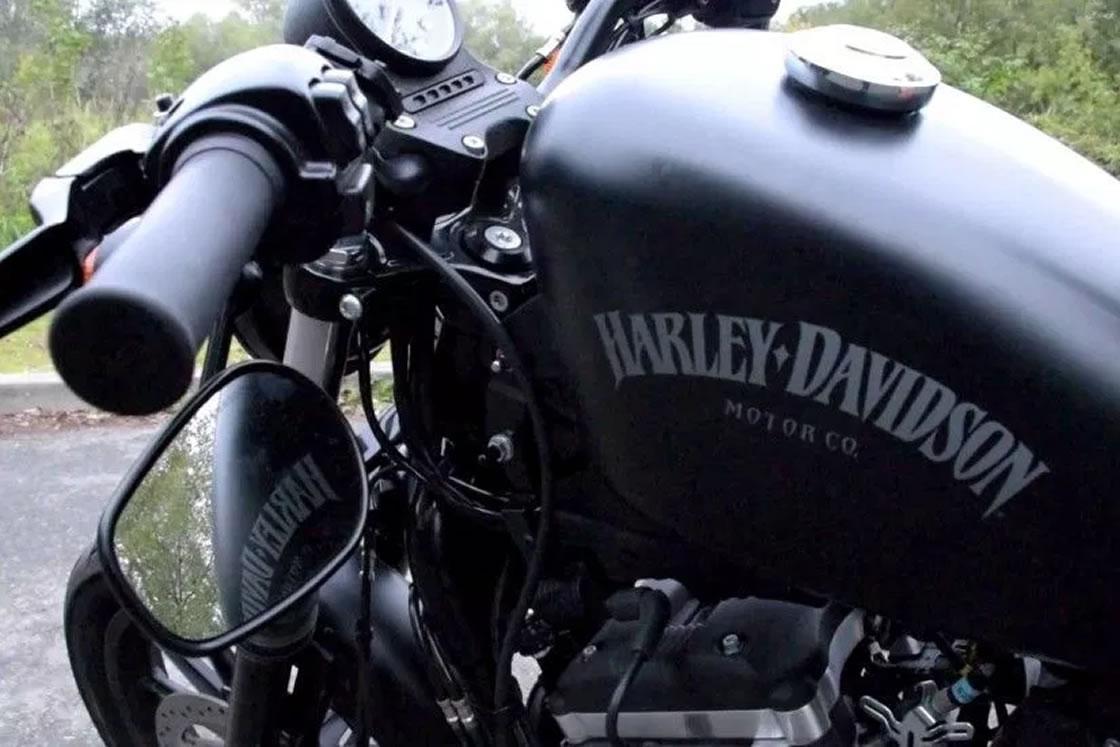 la nueva moto eléctrica de Harvey Davidson