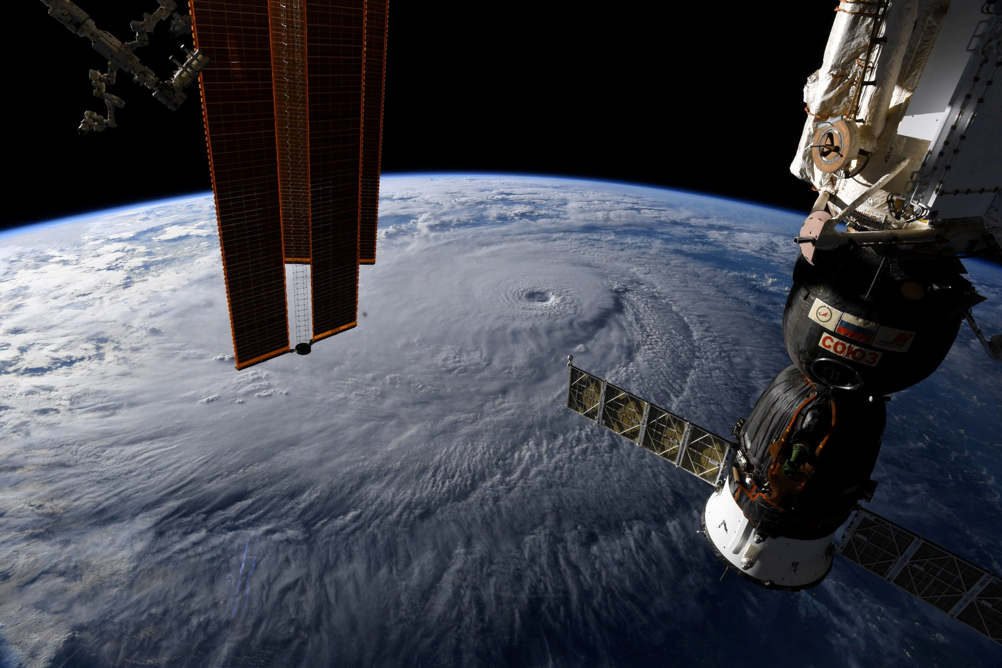 En imágenes: El destructor paso del huracán 'Lane' en Hawaii