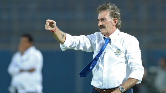 ¡Inicio triunfal! La Volpe arranca con goleada en el Pyramids FC de Egipto
