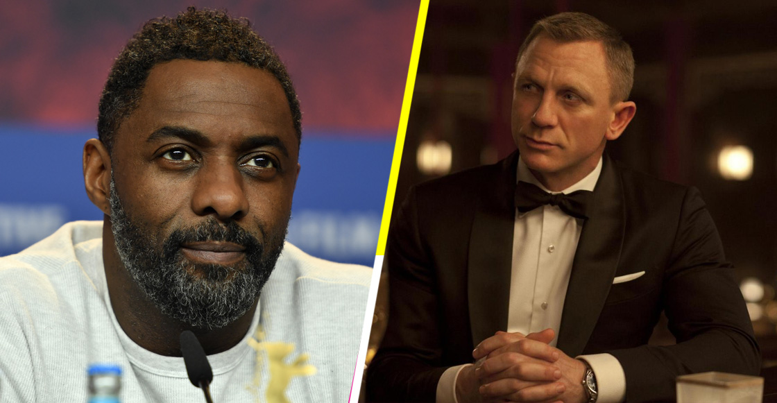 Idris Elba encabeza la carrera para ser el nuevo James Bond
