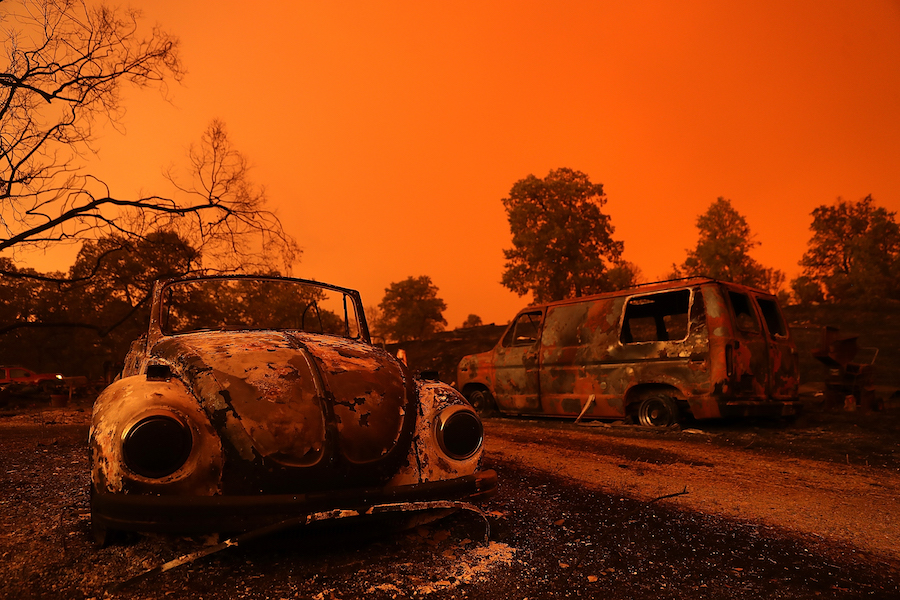 incendio-california-coches-getty
