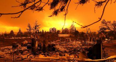 ¿Qué? En California se formó un gigantesco tornado de fuego 😱