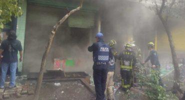 Video: Se registra incendio en La Merced; deja un saldo de 3 muertos