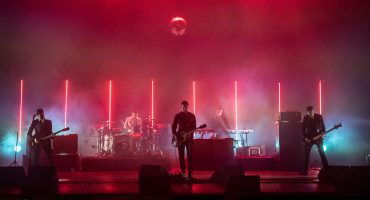 Setlist y fotos del concierto de Interpol en el Teatro de la Ciudad Esperanza Iris