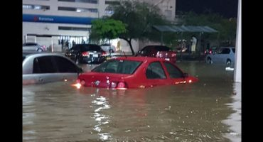Hermosillo: tormenta provoca severas inundaciones en capital de Sonora