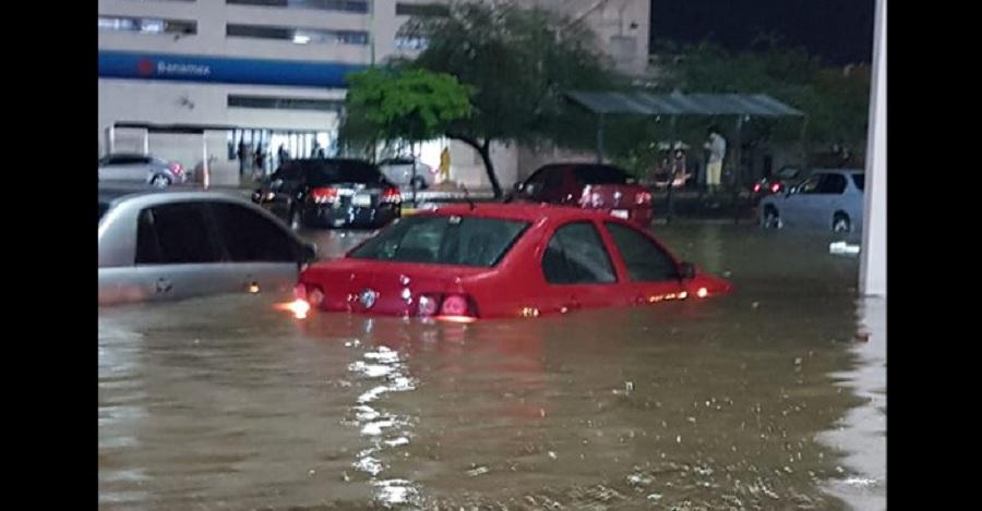 Cuando sientas que no sirves para nada, fíjate en el alcantarillado y sistema pluvial de Hermosillo...