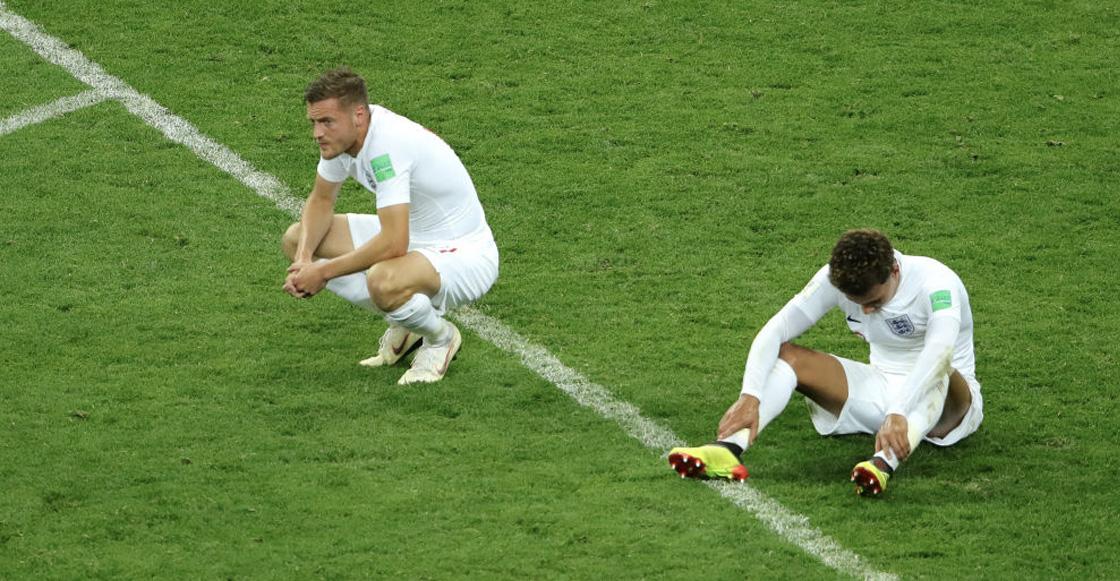 ¡Bye Jamie! Vardy anunció su retiro de la Selección de Inglaterra