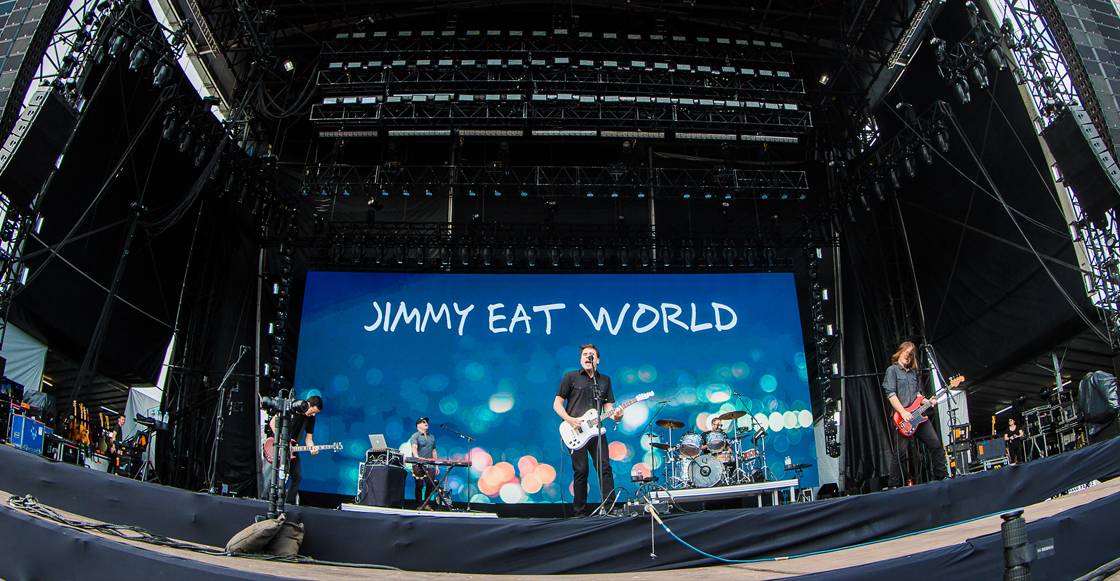 Jimmy Eat World en vivo