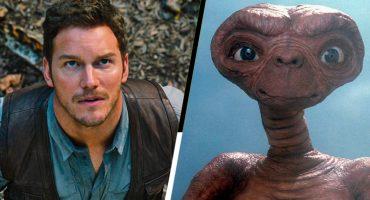 ¿Sabías que hay una referencia de E.T. en 'Jurassic World: Fallen Kingdom'?