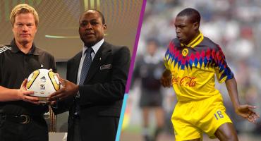 FIFA suspende a Kalusha, ex jugador del América, por escándalo de corrupción