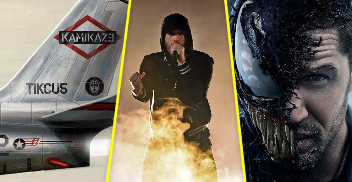 Eminem lanzó nuevo disco