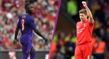 Hablemos de Naby Keita, el heredero del dorsal de Steven Gerrard en Liverpool
