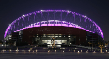Qatar declara oficialmente concluido su primer estadio para el Mundial del 2022