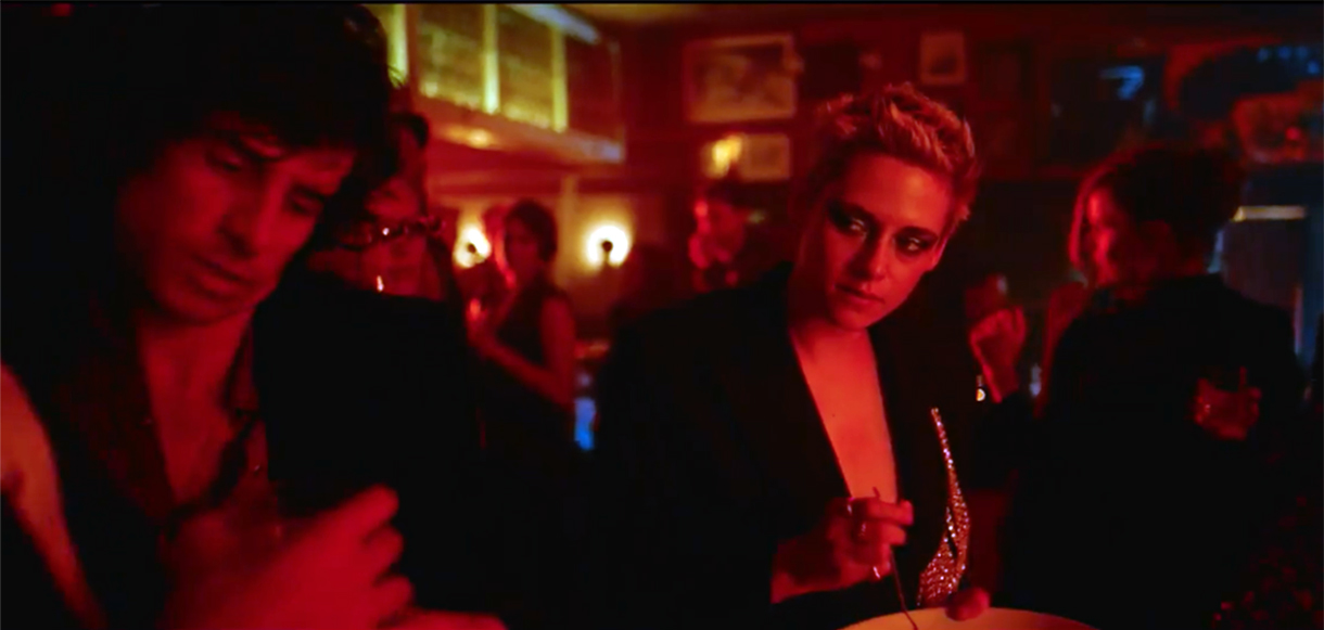 "Kristen Stewart protagoniza el nuevo video de Interpol para ""If You Really Love Nothing"""