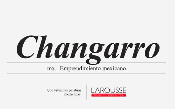 ¡Matanga! Larousse y su campaña de 'palabras que sólo un mexicano entiende'
