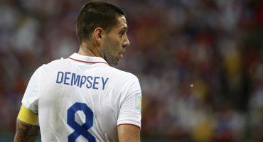 El legado que deja en el futbol Clint Dempsey tras anunciar su retiro