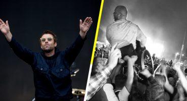 Lagrimita mil: Levantan a joven en silla de ruedas mientras Liam canta 'Wonderwall'