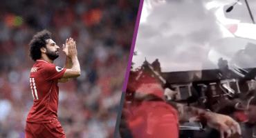 ¿Justicia o traición? Liverpool denunció a Salah por usar celular al conducir
