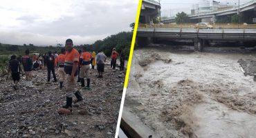 Lluvias en las costas del Pacífico mexicano han dejado tres muertos