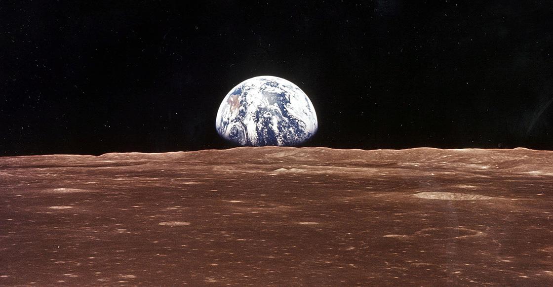 Confirman por primera vez presencia de agua en la Luna