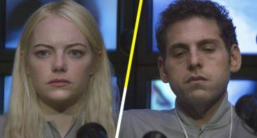 ¡Exclusiva! Checa el tráiler oficial de 'Maniac' con Emma Stone y Jonah Hill