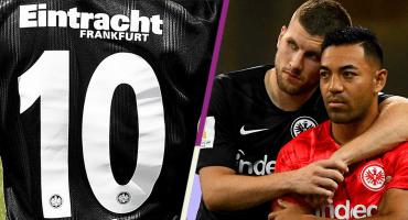 Frankfurt le quita el número 10 Marco Fabián y su futuro apunta al Fenerbahce
