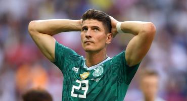 Mario Gómez también se retira de la Selección de Alemania