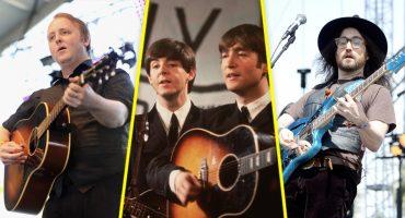 ¡Son clones! La selfie que unió a los hijos de Paul McCartney y John Lennon
