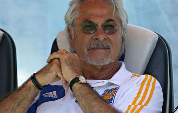 Mejía Barón toma mando de Tigres mientras Tuca va a Selección Mexicana