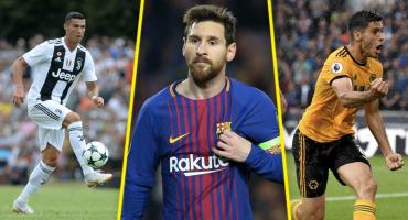 Debuta Cristiano Ronaldo, inicia La Liga Española: Lo imperdible del Fin