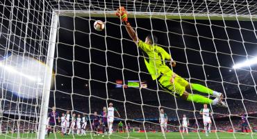 Dos goles y dos tiros al poste: Así se presentó Messi en el arranque de la liga española