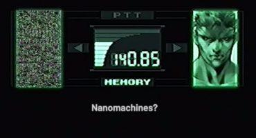 Escucha la voz del Snake original en este genial tributo a Metal Gear