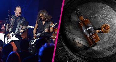 ¡A brindar! Metallica ya lanzó su propia marca de Whiskey