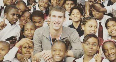 Así se gastó Michael Phelps el millón de dólares que ganó en Beijing 2008