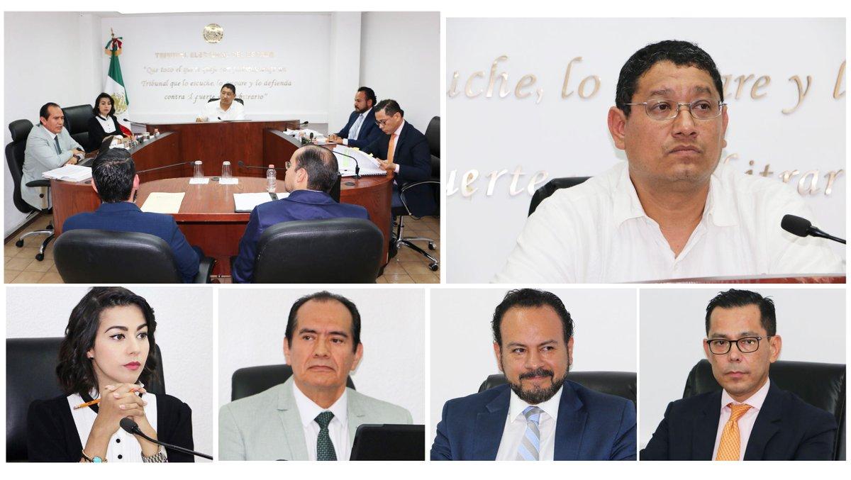 En Michoacán, Tribunal retira diputaciones a Morena y PT para dárselas al PRI