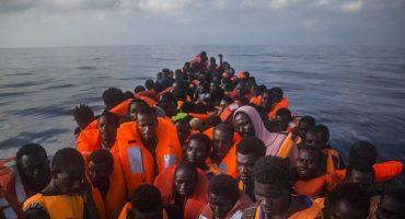 Han muerto más de mil 500 migrantes en el Mediterráneo: ACNUR