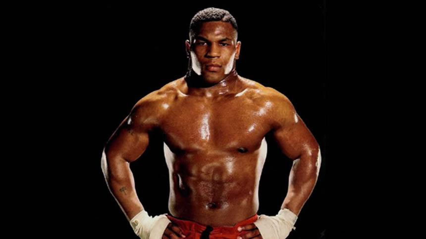 Así era el entrenamiento de Mike Tyson