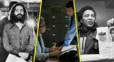 'Mindhunter' 2: David Fincher, Charles Manson y los asesinatos de Atlanta