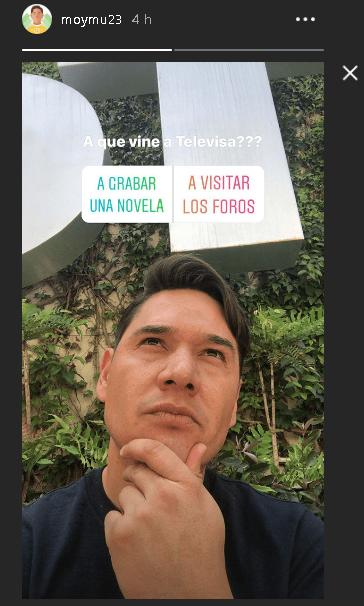 What? Moisés Muñoz deja las canchas para actuar en telenovela de Televisa