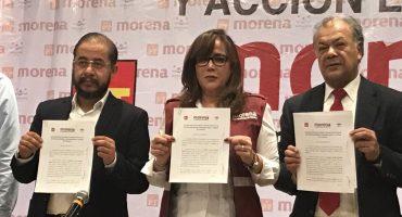 Morena, PES y PT se unieron para conformar un bloque legislativo