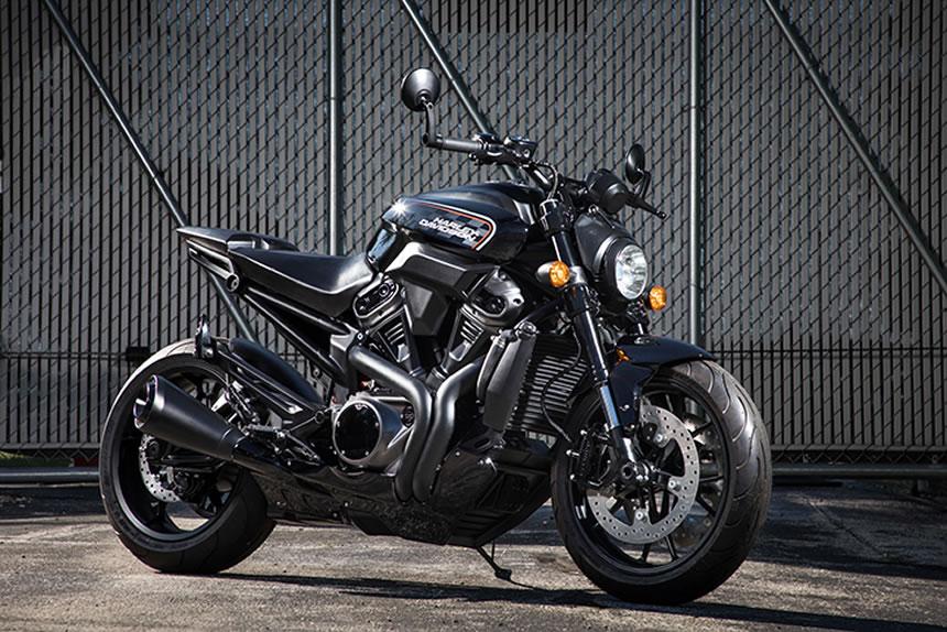 la nueva moto eléctrica de Harley Davidson