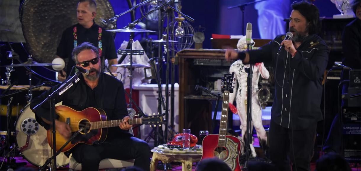 Dame todo, dame todo el power: Así suena 'Gimme Tha Power' de Molotov en MTV Unplugged