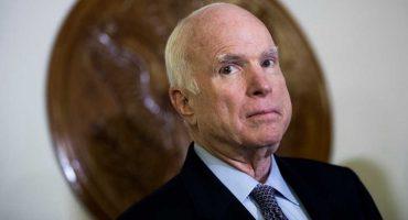Murió el senador republicano John McCain a los 81 años