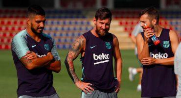 ¡Carro completo! Mundialistas ya reportaron a la pretemporada del FC Barcelona