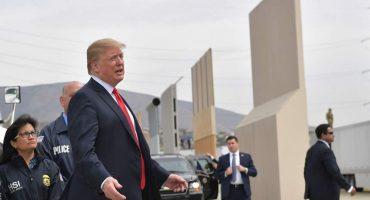 Pentágono autoriza destinar 3 mil 600 mdd de su presupuesto a muro fronterizo