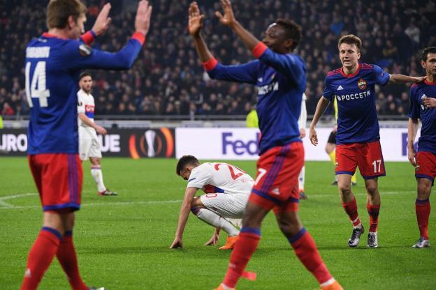 La UEFA sanciona a equipo francés