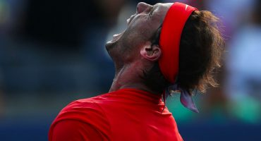 ¡Los jefes! Nadal, Federer y Del Potro dominan el ranking de ATP