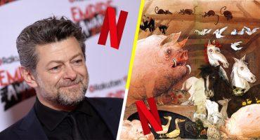 Netflix adquiere la adaptación fílmica de Andy Serkis de 'Rebelión en la granja'