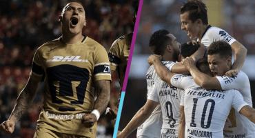 ¿Nico quién? Los Pumas no extrañan ni tantito a Nicolás Castillo